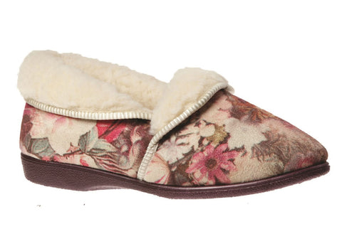 Grosby Dianna Womens Comfortable Indoor Slippers