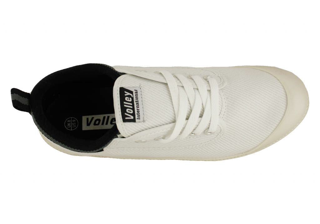 Volley International Mens Lace Up Casual Sneakers