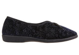 Grosby Valerie Womens Comfortable Indoor Slippers