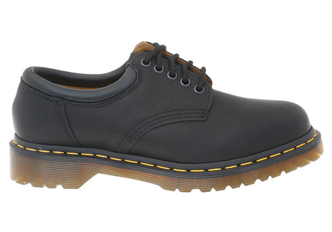 Dr Martens 8053 Classic Black Greasy Unisex Shoes