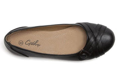 Grosby Willow Womens Comfortable Ballet Flats