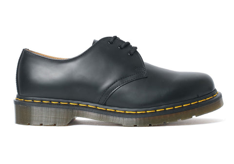 Dr Martens 1461 Classic Black Smooth Mens Leather Shoes