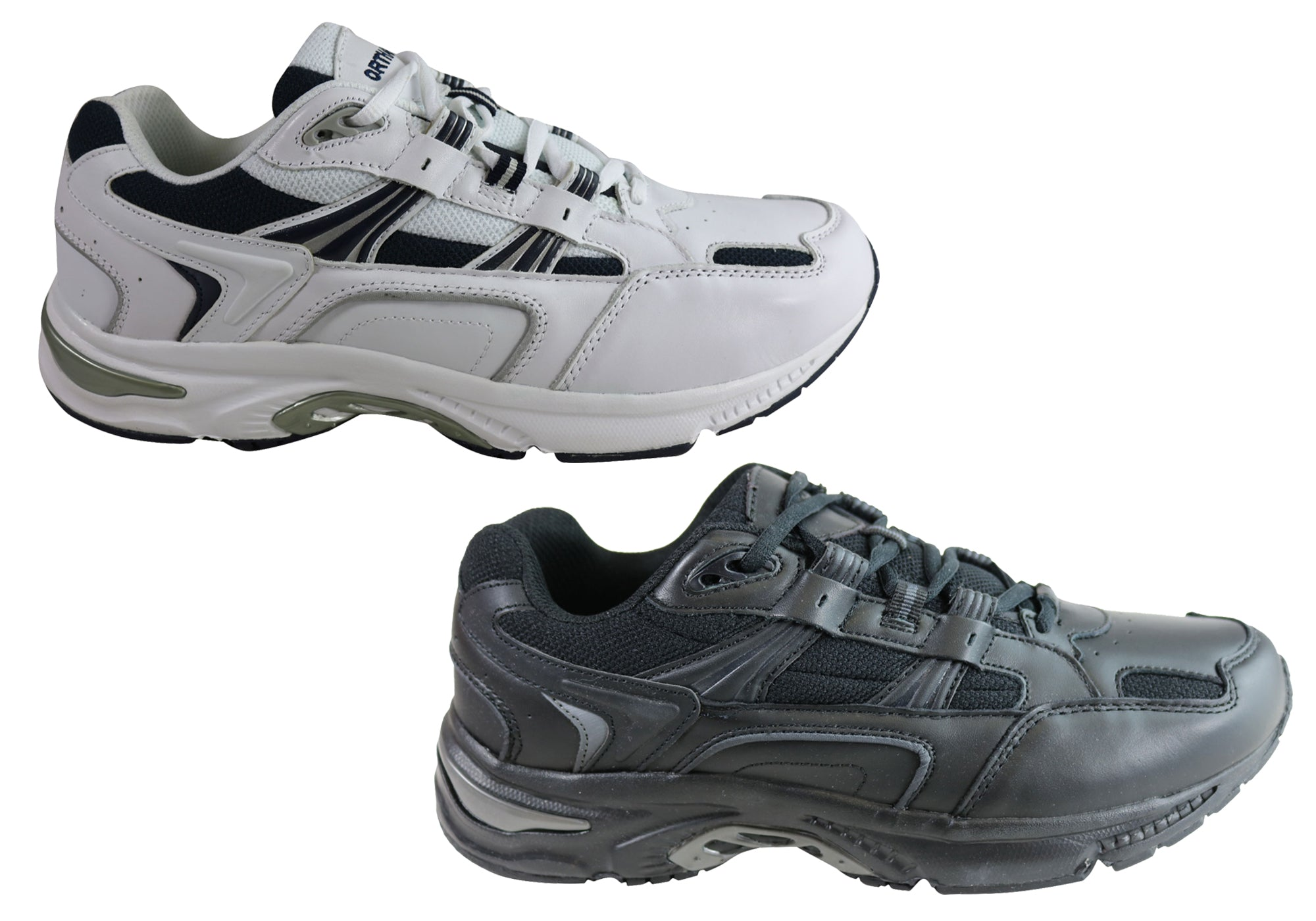 Scholl Orthaheel X Trainer Mens Shoes