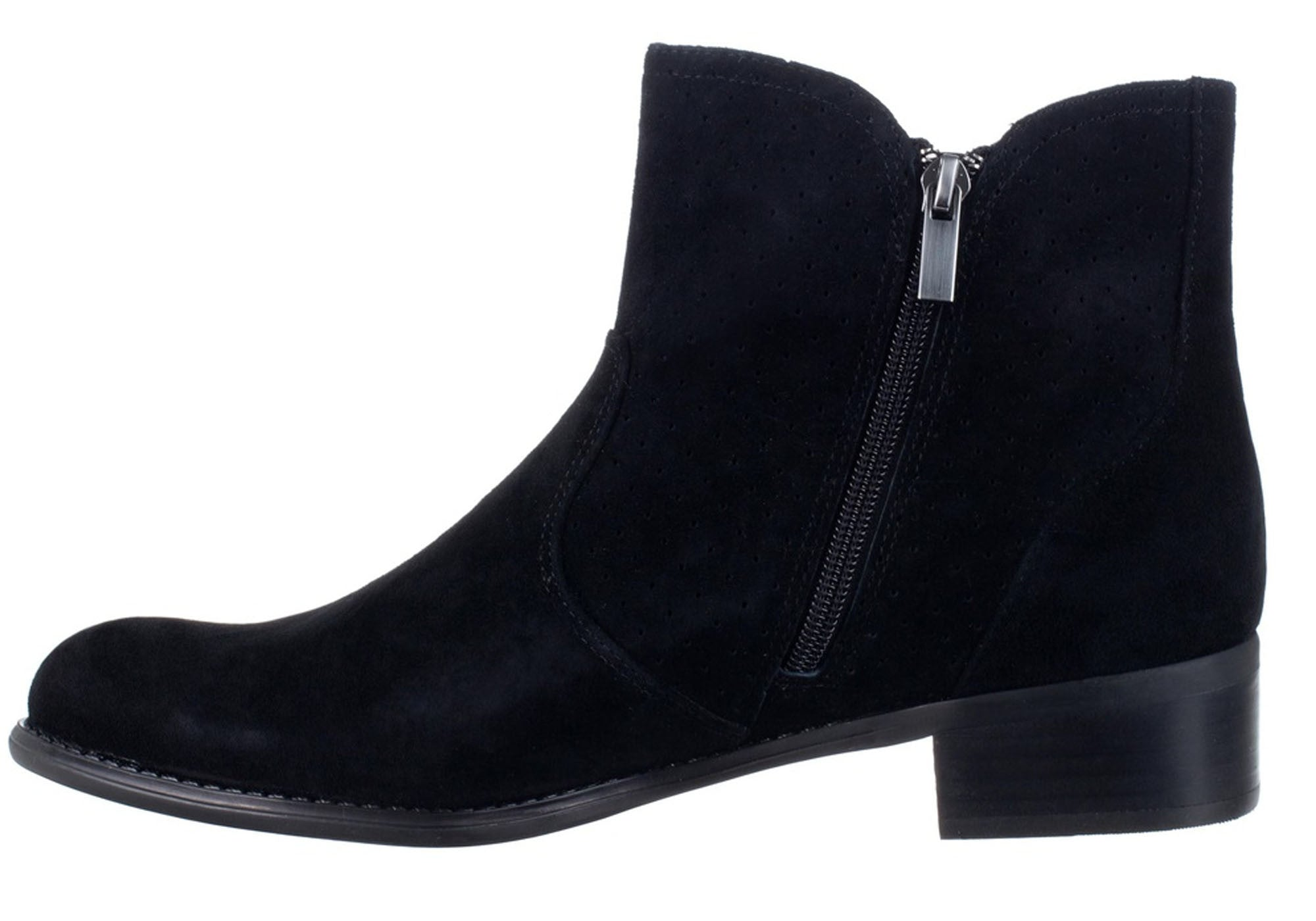 Hush Puppies Yelena Womens Suede Ankle Boots