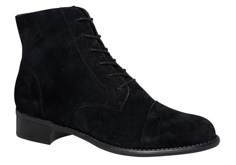 Hush Puppies Yaya Womens Lace Up Ankle Boots