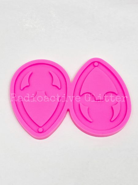 268 Large Mouse Silicone Mold