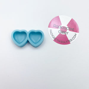 736 Heart Earrings