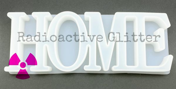 246 HOME Silicone Mold