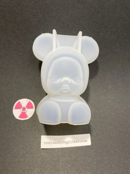 198 Creepy 3D Baby Silicone Mold