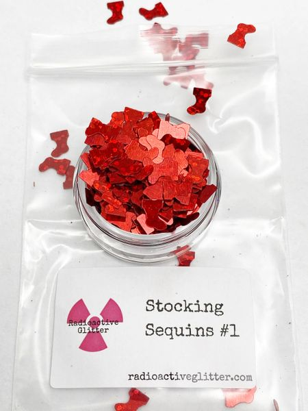 Stocking Sequins #1