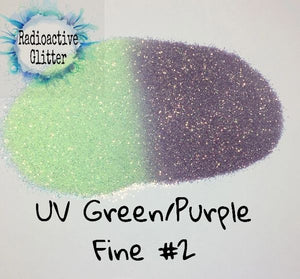 UV 02 Fine Green/Purple