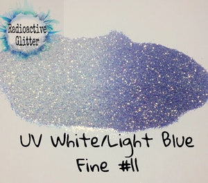 UV 11 Fine White/Light Blue