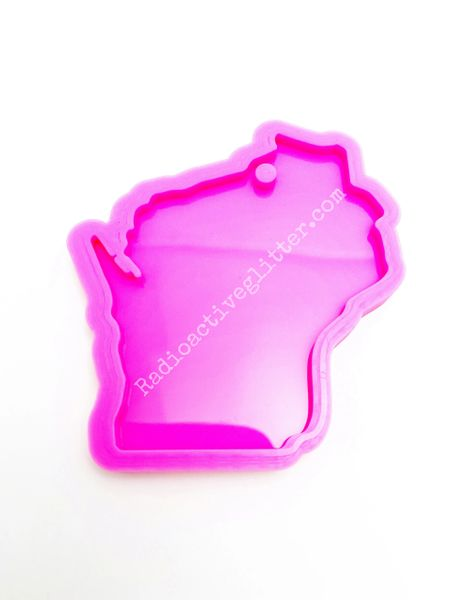 228 Wisconsin  Silicone Mold