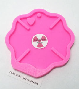 139 Firefighter Silicone Mold
