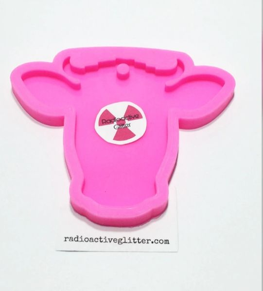104 Bull Steer Silicone Mold