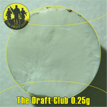 The Draft Club 6mm 0.25g Airsoft BBs X 10 - Kill House CQB