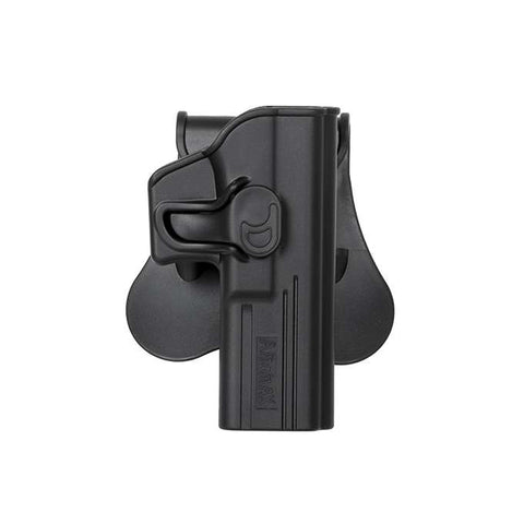 Amomax G17 AIRSOFT HOLSTER - BLACK - Kill House CQB