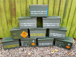 OSCC 50. Cal Ammo Tin - Kill House CQB