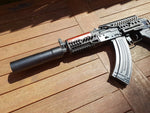 AI Custom AKS74UN Tactical AEG - Kill House CQB