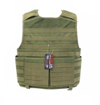 NUPROL PMC PLATE CARRIER - GREEN - Kill House CQB