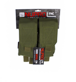 NUPROL PMC M4 DOUBLE FLAP LID MAG POUCH - Kill House CQB