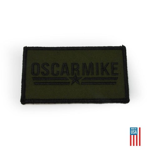OSCAR MIKE PATCHES - Kill House CQB