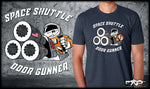 Space Shuttle Door Gunner Shirts - Kill House CQB