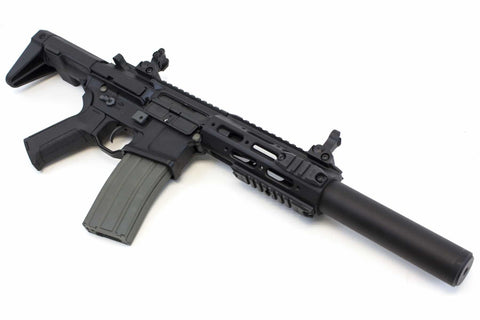 NUPROL DELTA: SPEC OPS (HONEY BADGER) AEG BLACK - Kill House CQB