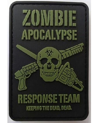 Zombie Rubber Patch - Kill House CQB