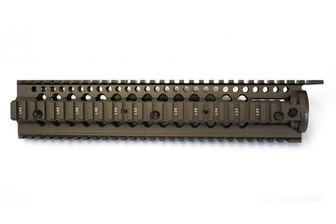 "NUPROL BOCCA SERIES THREE RAIL 12"" - BRONZE - Kill House CQB"