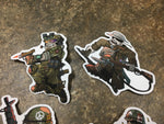 Limited Edition Hiwez WW1 1st Edition PVC Patch - 100% Proceeds to charity - Kill House CQB