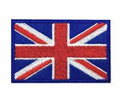 Union Jack Iron On Patch - Kill House CQB