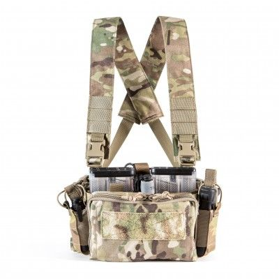 NUPROL PMC MICRO A CHEST RIG - Kill House CQB