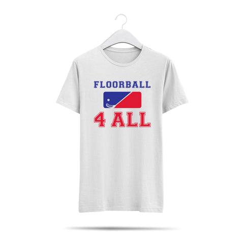 Floorball 4 All t-shirt