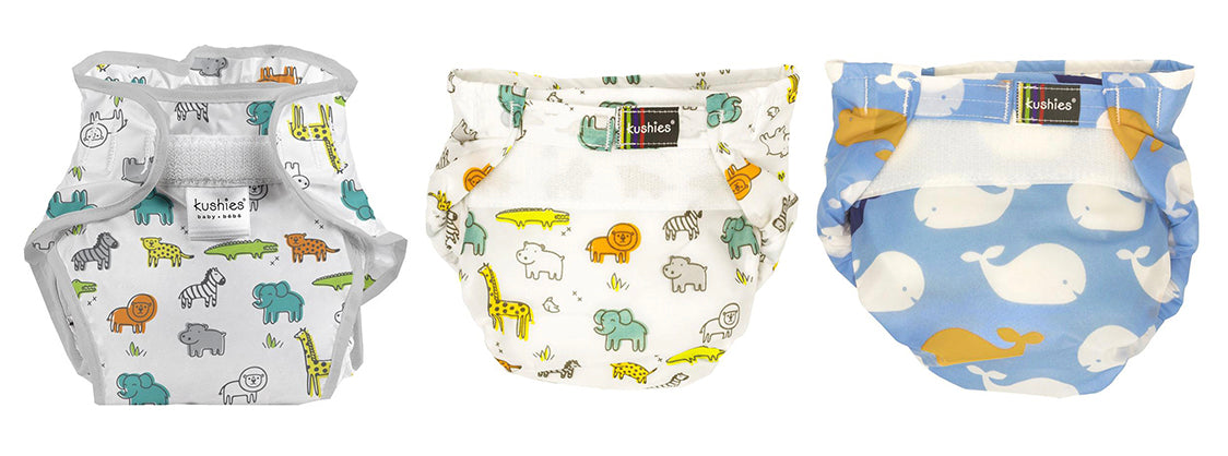 Get Ready for Baby: Kushies Cloth Diapers