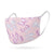 Adult Mask Pink Butterfly