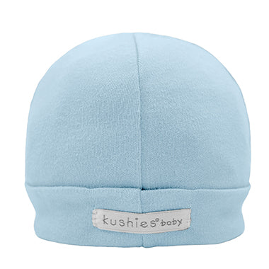 Cap Cotton Interlock Blue