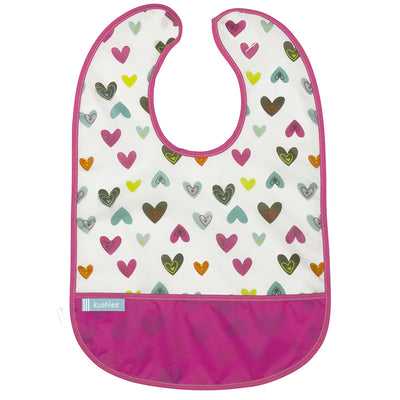 Cleanbib 3-pack | Hearts