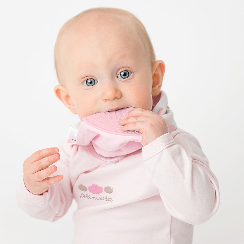 Baby in Chew Bib | ABC