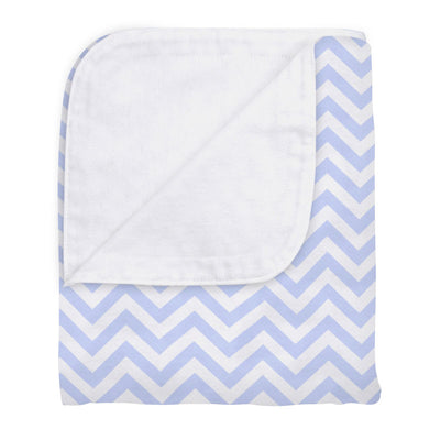 Flannel | Reversible Crib Blanket