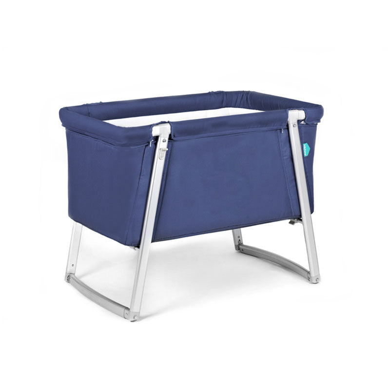 Babyhome Dream Baby Cot - Navy