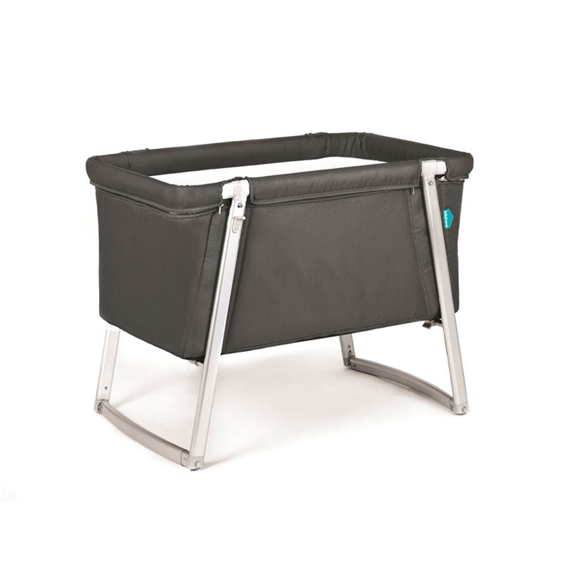 Babyhome Dream Baby Cot - Graphite