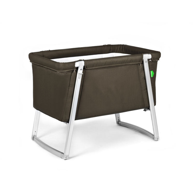 Babyhome Dream Baby Cot - Brown