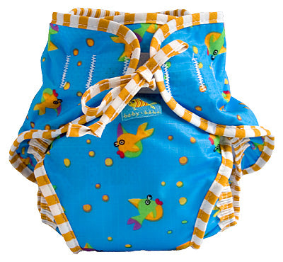 Reusable Swim Diaper | Goldfish