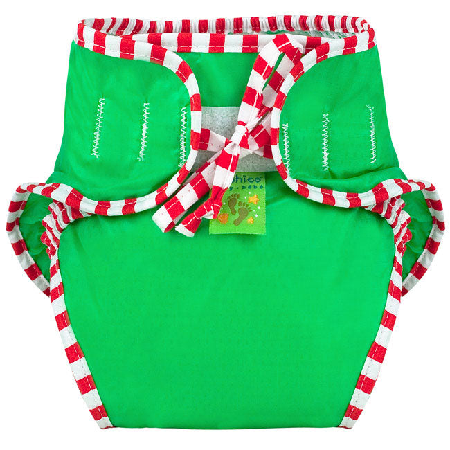 Reusable Swim Diaper | Green