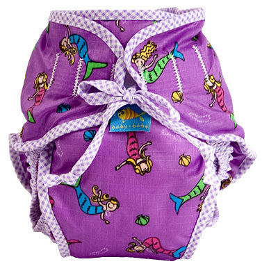 Reusable Swim Diaper | Mermaids