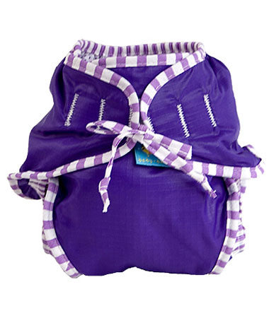 Reusable Swim Diaper | Purple