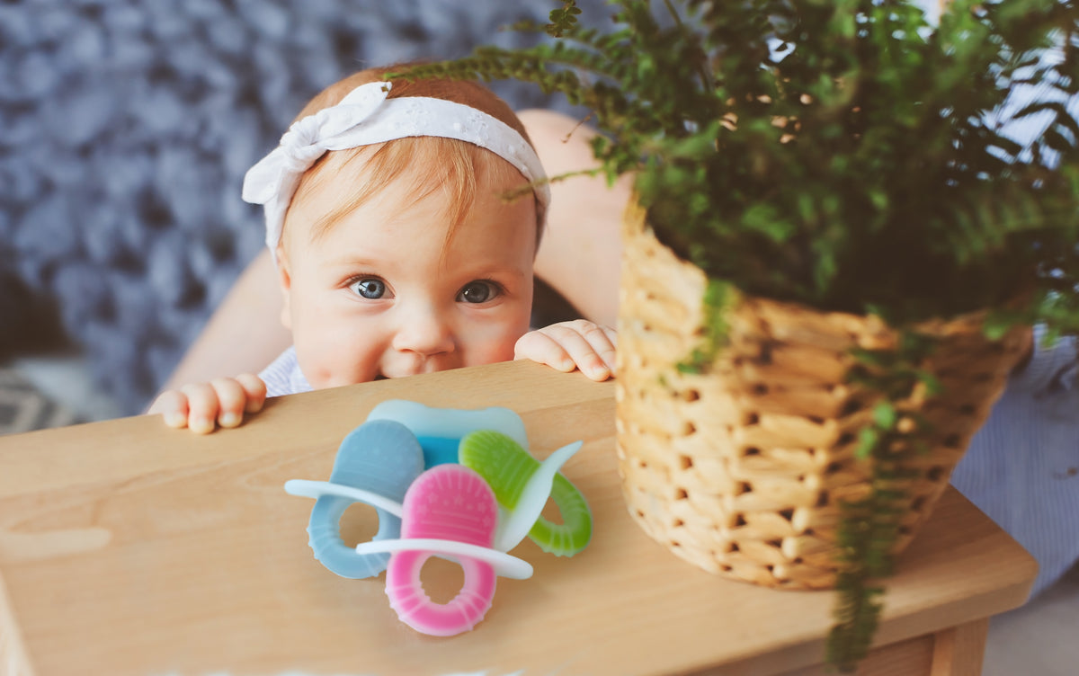 Silisoothe | Silicone Teether