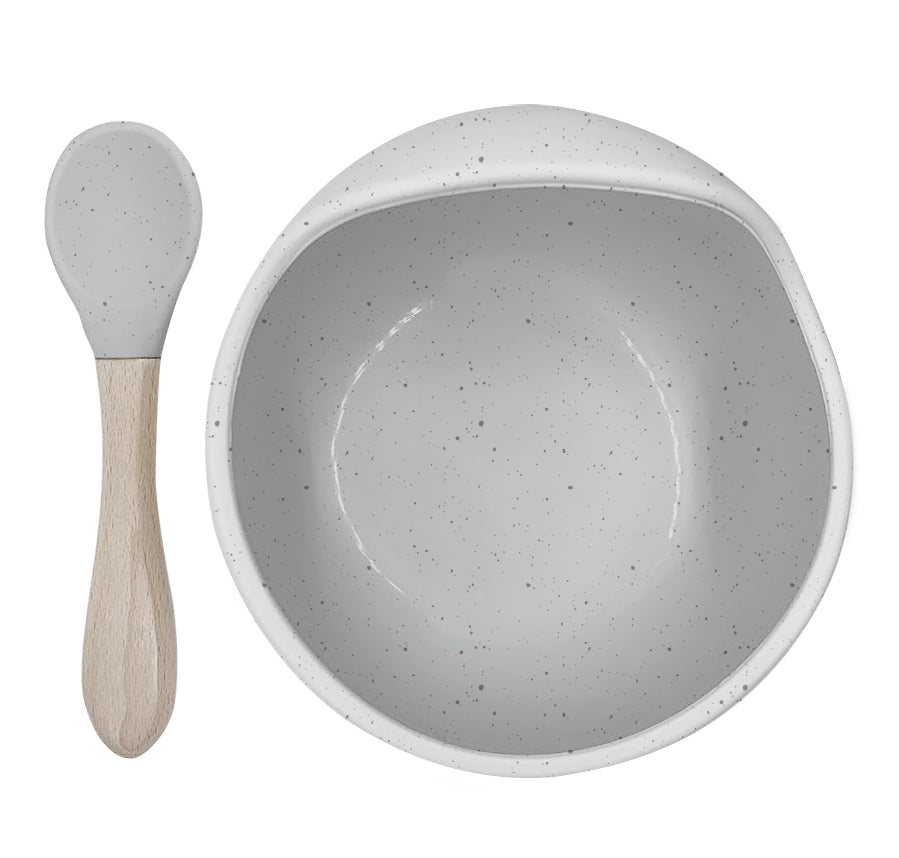 Siliscoop & Spoon Set