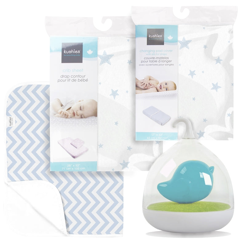 Kushies | Bedtime Gift Set